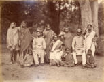 Image for Group of Mussulmans, Bombay