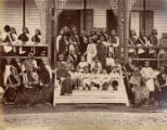 Image for A Parsi Girls School, Bombay