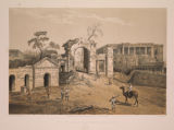 Image for No. 9. The Baillie Guard Battery and Hospital.