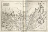 Image for Carte De L'Empire De Russie, en Europe et en Asie
