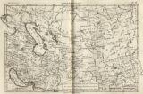 Image for Carte De La Perse, De La Georgie, Et De La Tartarie Independante