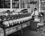 Image for Quality control testing of ten key machines